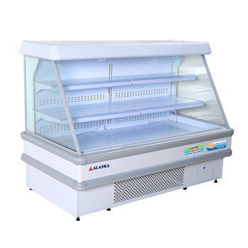 Tủ mát trưng bày siêu thị Alaska SMV-25E