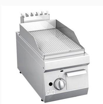 Bếp chiên nhám gas đơn line 600 ATA K6GFR05TT
