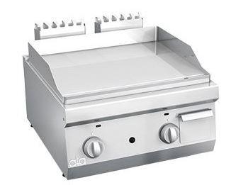 Bếp chiên phẳng gas đôi line 600 ATA K6GFL10TT