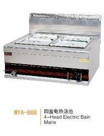 Bếp đun điện cách thủy 4 đầu Wailaan WYA-888