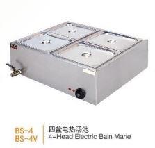 Bếp đun điện cách thủy 4 đầu BS-4V