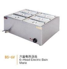 Bếp đun điện cách thủy 6 đầu BS-6V