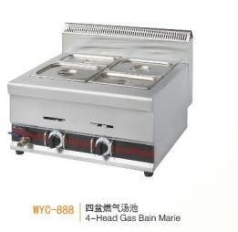 Bếp đun gas cách thủy Wailaan WYC-888