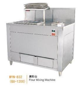 Máy trộn bột mì Wailaan WYN-832
