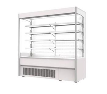 Tủ mát trưng bày dàn nóng trong Sanden SSD-1810