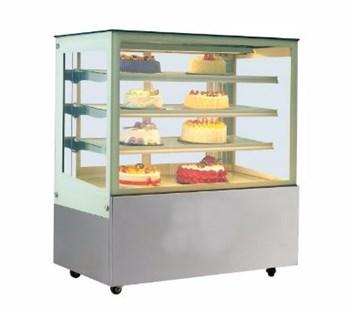Tủ trưng bày bánh kem 3 kệ OKASU K740V