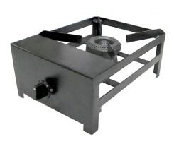 Bếp Ga Công Nghiệp Có Khung Bệ Okasu BG-VI100E