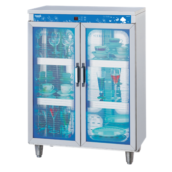 Tủ Tiệt Trùng Bát Đĩa Bằng Tia UV Và Sấy Khô HAPPYS HPS-104C