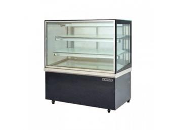 Tủ bánh kính vuông Okasu RCS-18SB13-3FB