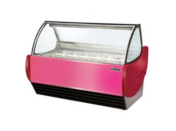 Tủ trưng bày kem Okasu GS08-R