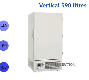 Tủ lạnh âm sâu Heli DW-60L598