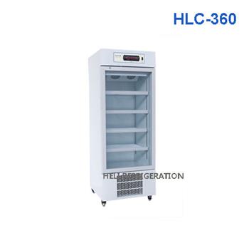 Tủ mát 1 cánh kính Heli HLC-360