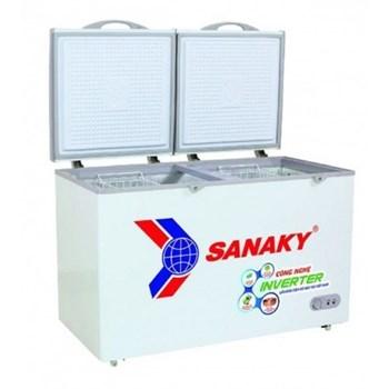 TỦ ĐÔNG INVERTER SANAKY VH-2599A3 208 LÍT ĐỒNG