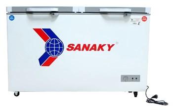 TỦ ĐÔNG MÁT SANAKY 300 LÍT VH-4099W2K