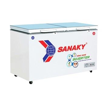 TỦ ĐÔNG MÁT INVERTER SANAKY 280 LÍT VH-4099W4KD
