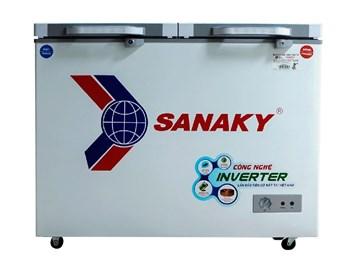 TỦ ĐÔNG MÁT SANAKY INVERTER 230 LÍT VH-2899W4K