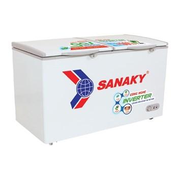 TỦ ĐÔNG MÁT SANAKY INVERTER 270 LÍT VH-3699W3