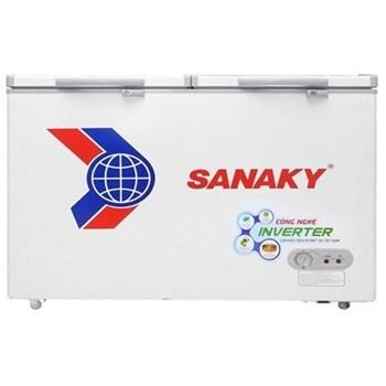 TỦ ĐÔNG MÁT SANAKY INVERTER 400 LÍT VH-5699W3