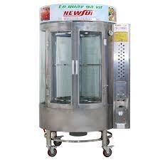 LÒ NƯỚNG QUAY GÀ VỊT BẰNG GAS NEWSUN NS-850-2C