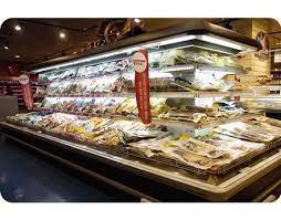 Tủ trưng bày siêu thị Carrier AMA-D2515AD