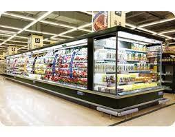 Tủ trưng bày siêu thị Carrier AMA-P2520DD