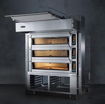 Lò nướng bánh Bresso HBWOL-4