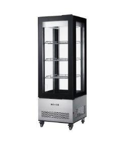 Tủ mát đứng siêu thị Kolner KN-400L