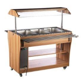 Tủ giữ nóng thức ăn Kolner KNR-1210L