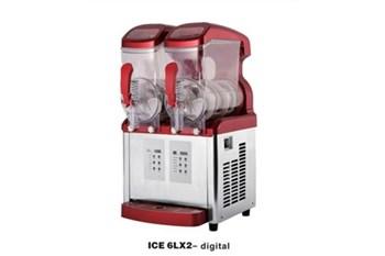 Máy làm lạnh nước trái cây Kolner ICE 6Lx2-digital