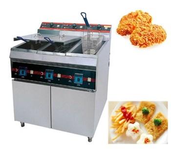 Bếp chiên ba chảo dùng điện WYA-873