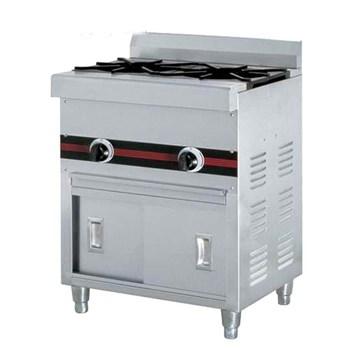 Bếp âu 2 họng dùng gas có tủ WTA-210