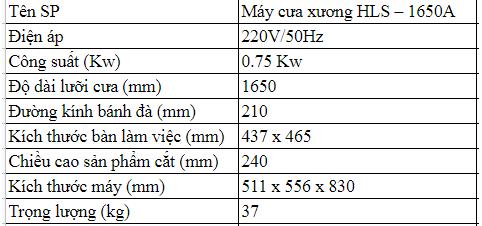 may cua xuong hls–1650a  hinh 0