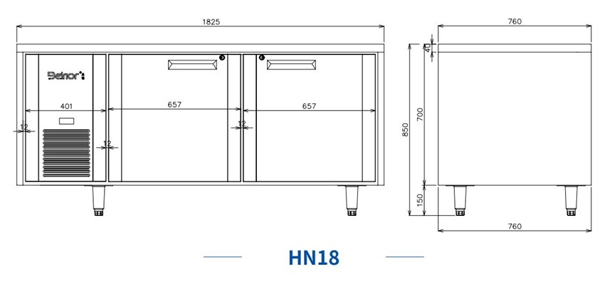 ban mat 2 canh inox kolner hn18 (lam lanh quat gio) hinh 0