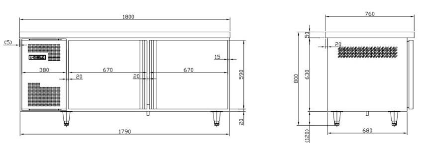 ban mat 2 canh kolner tc0.4l2w (lanh quat gio) hinh 0